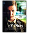 """Un homme d'exception - 47"""" x 63"""" - Affiche originale française"""