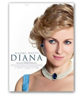 "Diana - 47"" x 63"" - Original French Poster"