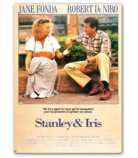 "Stanley and Iris - 47"" x 63"" - Original French Poster"