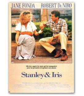 """Stanley et Iris - 47"""" x 63"""" - Affiche originale française"""