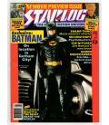 Starlog N°142 - Mai 1989 - Magazine américain avec Batman
