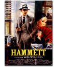 "Hammett - 47"" x 63"" - Affiche originale française"