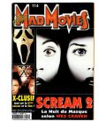 Mad Movies N°114 - Juillet 1998 - Magazine français avec Scream 2