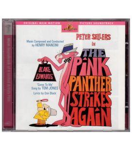 Quand la panthère rose s'emmêle - Trame sonore - CD