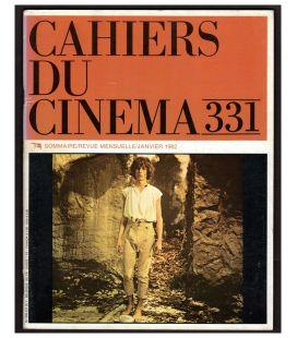Cahiers du cinéma N°331 - Janvier 1982 - Magazine français
