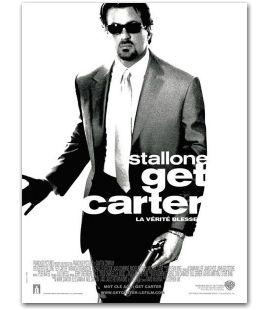 "Get Carter - 47"" x 63"""