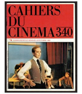 Cahiers du cinema Magazine N°340 - October 1982 with Julie Andrews