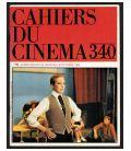 Cahiers du cinéma N°340 - Octobre 1982 - Magazine français avec Julie Andrews