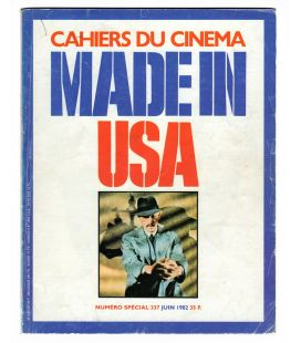 Cahiers du cinema Magazine N°337 - June 1982 with Frederick Forrest