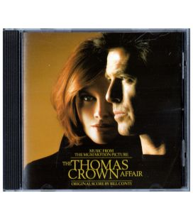 L'Affaire Thomas Crown - Trame sonore - CD