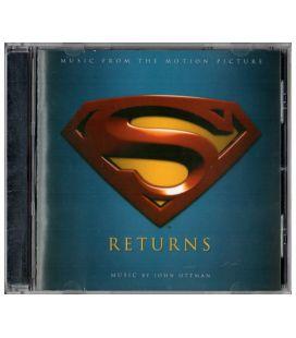 Le retour de Superman - Trame sonore - CD