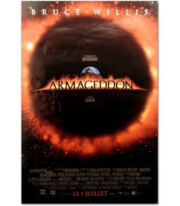 """Armageddon - 47"""" x 63"""""""