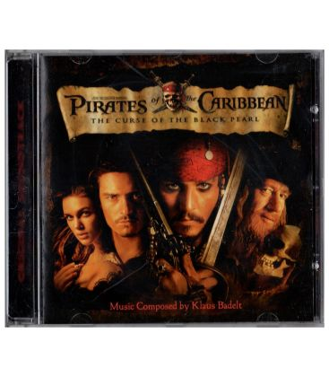 Pirates of the Caribbean: The Curse of the Black Pearl - Soundtrack - CD
