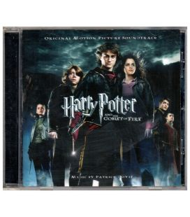 Harry Potter and The Goblet of Fire - Soundtrack - CD
