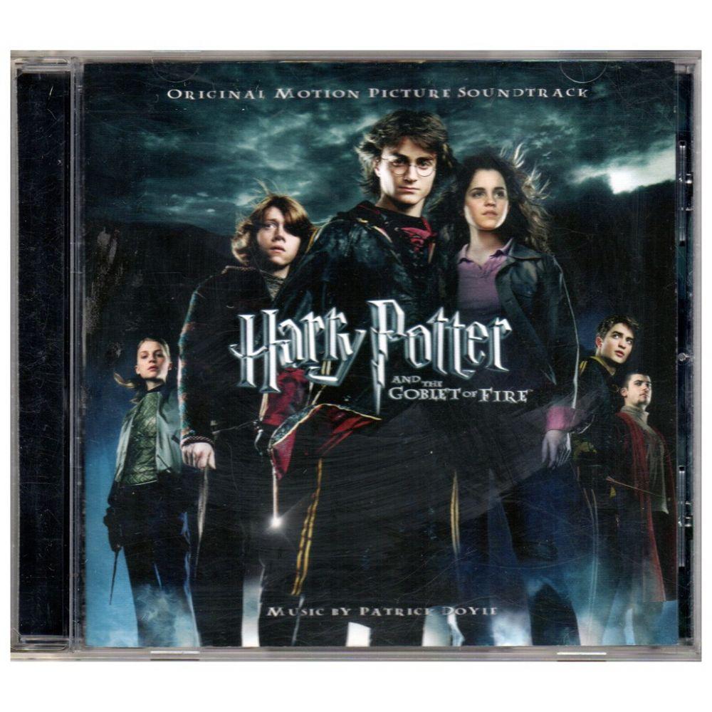 Harry potter et la coupe de feu trame sonore cd cin ma passion - Harry potter et la coupe du feu streaming ...
