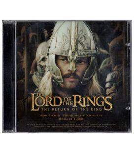 Le Seigneur des anneaux : le retour du roi - Trame sonore - CD