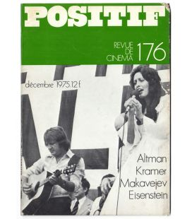 Positif Magazine N°176 - December 1975 with Ronee Blakley