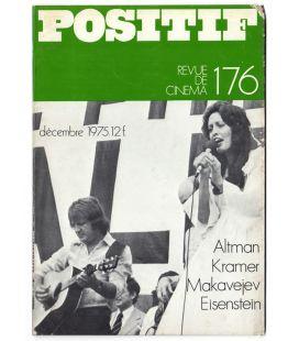 Positif N°176 - Décembre 1975 - Magazine français avec Ronee Blakley