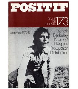 Positif Magazine N°173 - September 1975 with Milestones