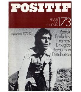 Positif N°173 - Septembre 1975 - Magazine français avec Milestones