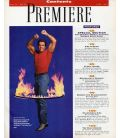 Première US - Juin 1993 - Magazine américain avec Arnold Schwarzenegger