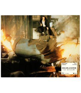 """Highlander le retour - Photo 11"""" x 8.5"""""""