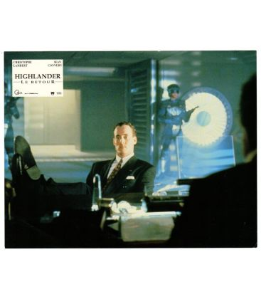 "Highlander II: The Quickening - Photo 11"" x 8.5"" with John C. McGinley"
