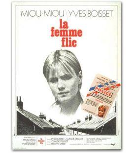 """La Femme flic - 47"""" x 63"""""""