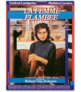 "La Femme flambée - 47"" x 63"""