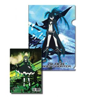 Black Rock Shooter - File Folder