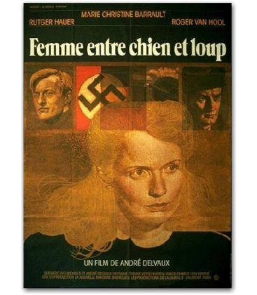 """Femme entre chien et loup - 47"""" x 63"""""""