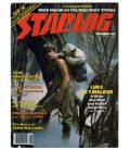 Starlog N°40 - Novembre 1980 - Ancien magazine américain avec Star Wars