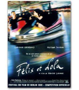"""Félix et Lola - 47"""" x 63"""""""