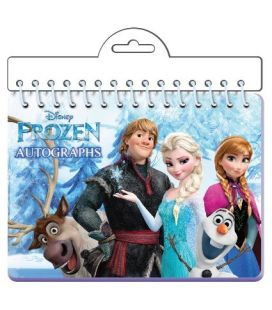 Frozen - Autograph Book