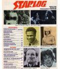 Starlog N°80 - Mars 1984 - Ancien magazine américain avec Star Wars