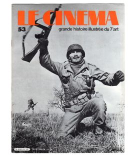 Le cinema Magazine N°53 - 1983 with Jack Palance