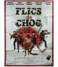 """Flics de choc - 47"""" x 63"""""""