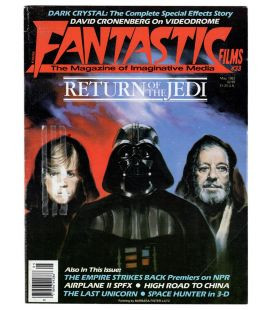 Fantastic Films Magazine N°33 - May 1983 - American Magazine with Star Wars