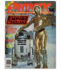 Fantastic Films N°17 - Juillet 1980 - Magazine américain avec Star Wars