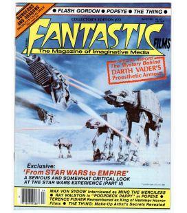 Fantastic Films N°23 - Avril 1981 - Magazine américain avec Star Wars