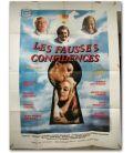 """Les Fausses confidences - 47"""" x 63"""""""