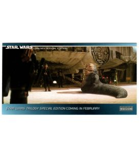 Star Wars Trilogy Special Edition - Carte promo P2