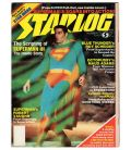 Starlog Magazine N°73 - August 1983 with Superman