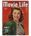 Movie Life - Novembre 1945 - Magazine américain avec Esther Williams
