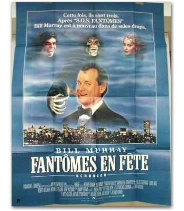 "Fantômes en fêtes - 47"" x 63"""