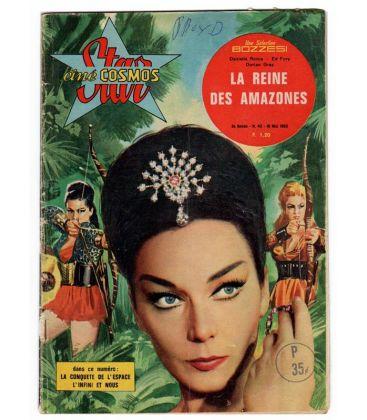 La reine des amazones : Star ciné cosmos N°43 - Mai 1963 - Ancien magazine français