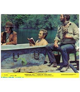 """Man of the East - Vintage Photo 10"""" x 8"""" n°2 with Terence Hill"""