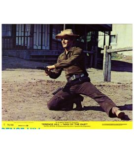 """Man of the East - Vintage Photo 10"""" x 8"""" n°6 with Terence Hill"""