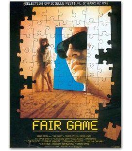 """Fair game - 47"""" x 63"""""""