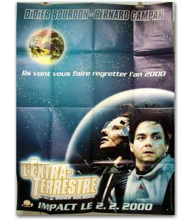 """L'Extra-terrestre - 47"""" x 63"""""""